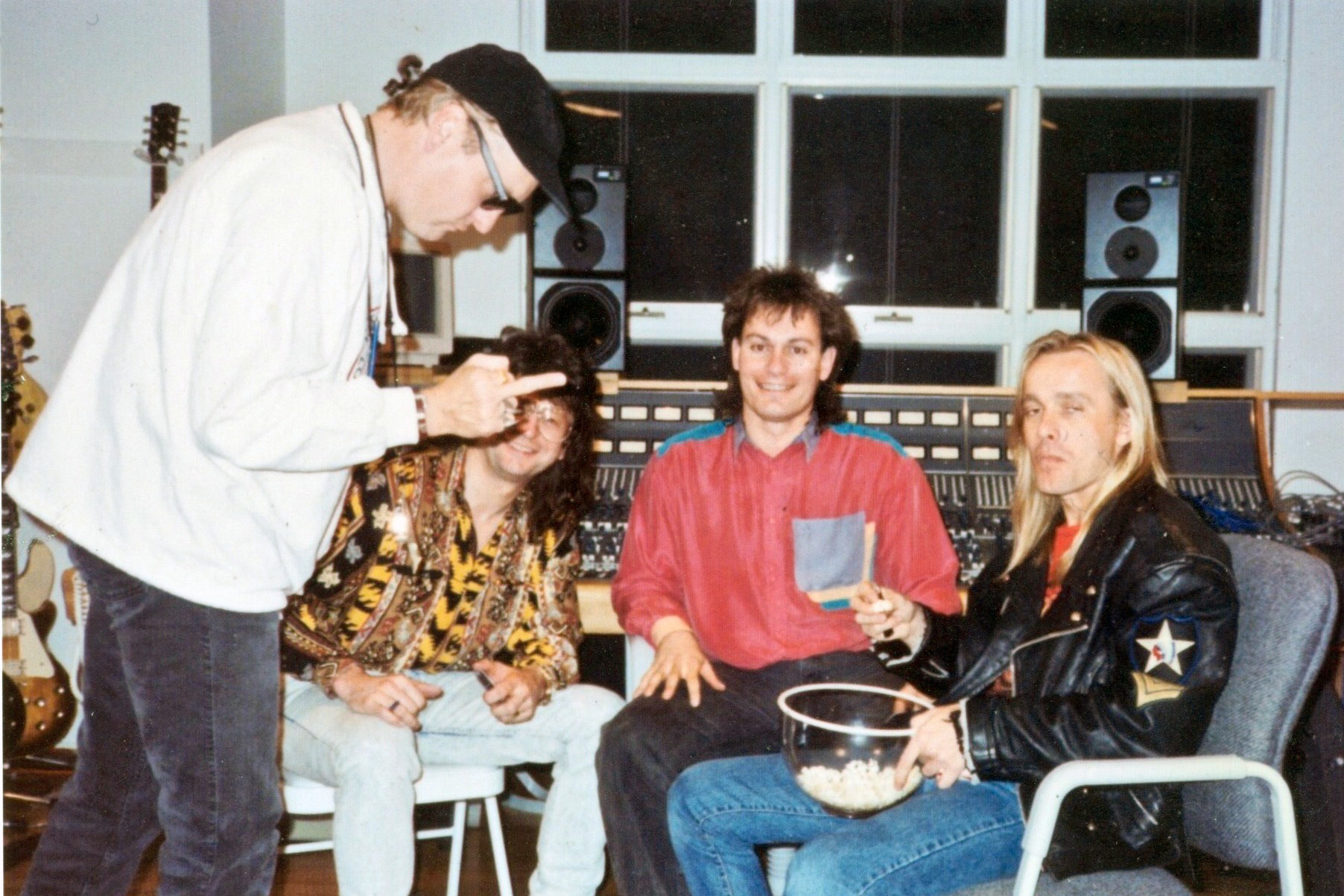 With Cheap Trick