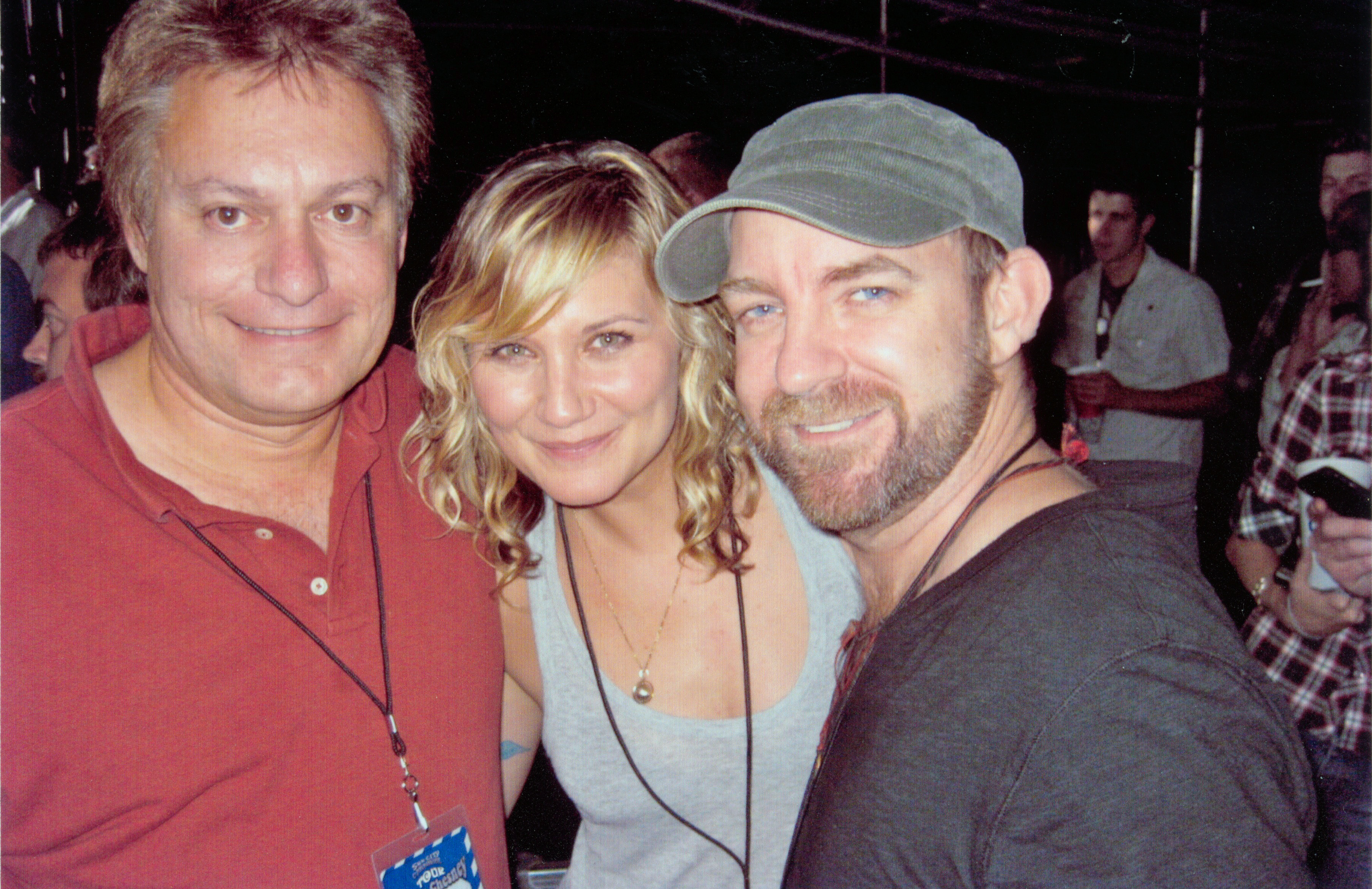 With Sugarland